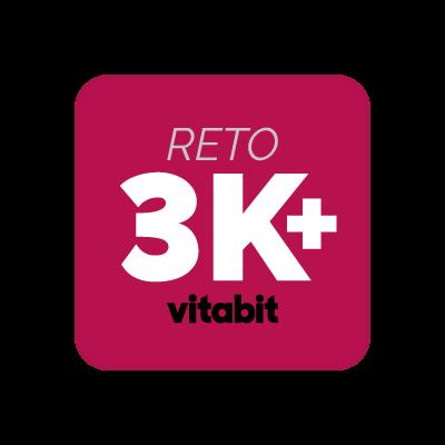 Reto 3K y plan nutricional mensual